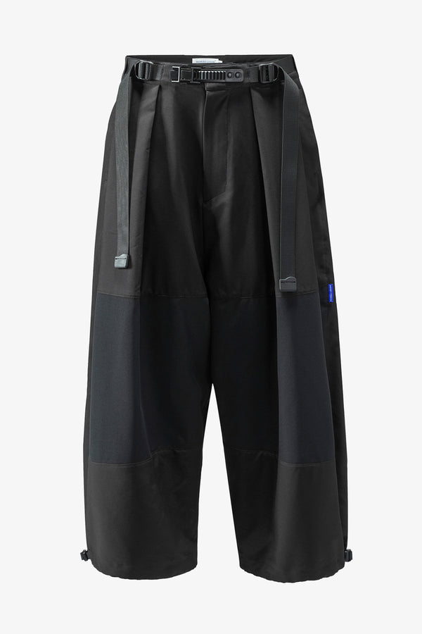 088 Water Repellent Cropped Trousers