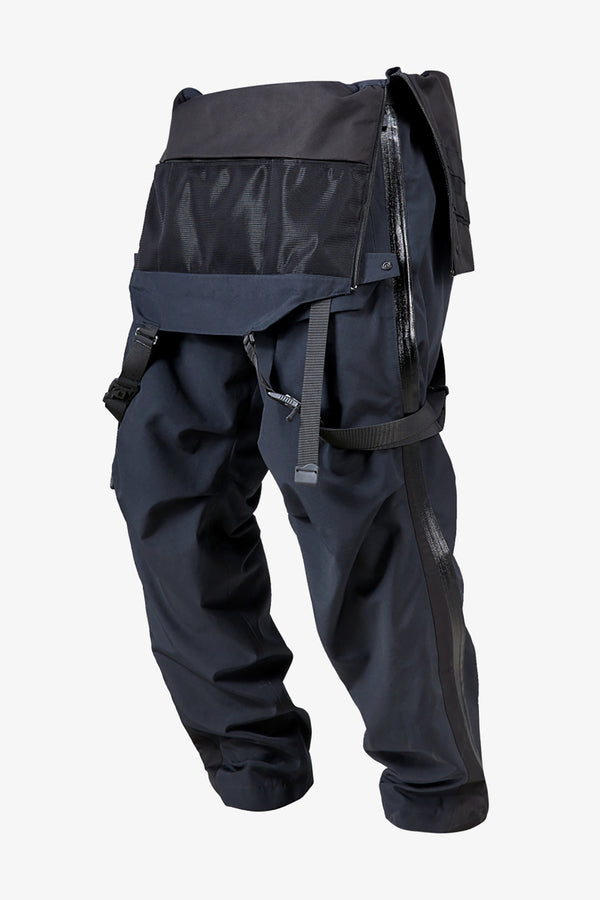 100 Quick Release Waterproof Ski Jumpsuit | Uniden - The Techwear Collective