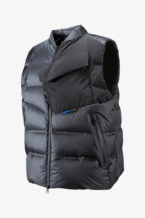 102 CORDURA LIGHTWEIGHT DOWN VEST | Uniden - The Techwear Collective