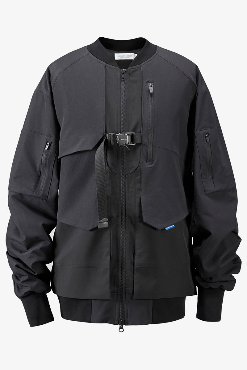 103 Quick Release MA-1 Jacket | Uniden - The Techwear Collective