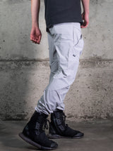 2 POCKETS PANTS MODIFIED 020 GREY | Uniden - The Techwear Collective