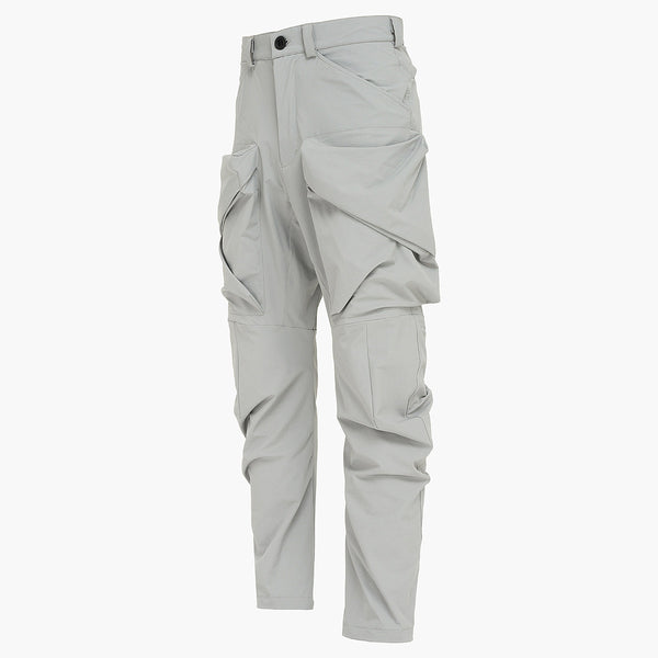 NULLUS PANTS GREY | Uniden - The Techwear Collective