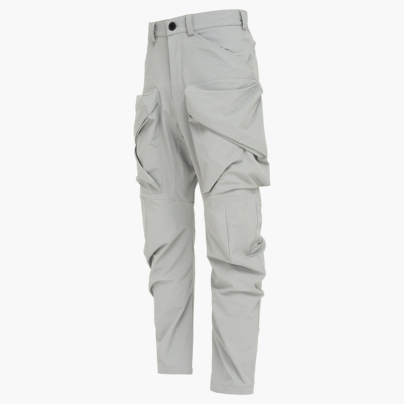 FINAL SALE: NULLUS PANTS GREY | Uniden - The Techwear Collective