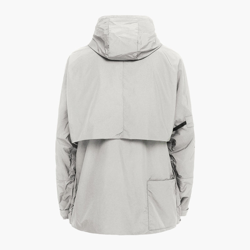 NULLUS JACKET GREY | Uniden - The Techwear Collective