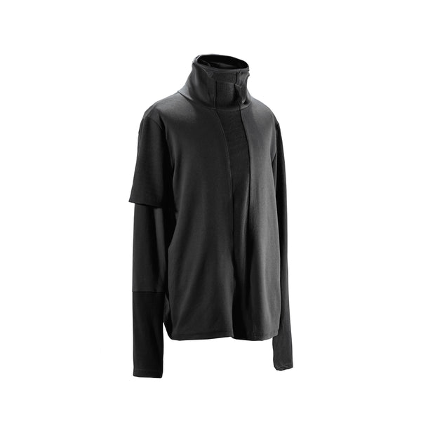 Tristan Deconstructed Turtleneck | Uniden - The Techwear Collective