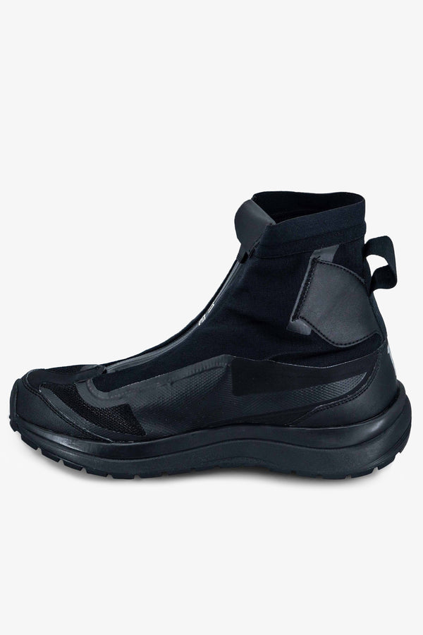 BAMBA 2 HIGH | BLACK | Uniden - The Techwear Collective