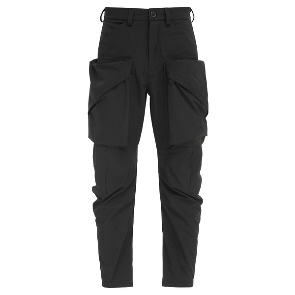 FINAL SALE: NULLUS PANTS BLACK | Uniden - The Techwear Collective