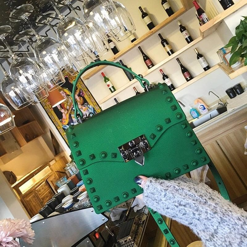 Sunrise Jelly Style Handbag