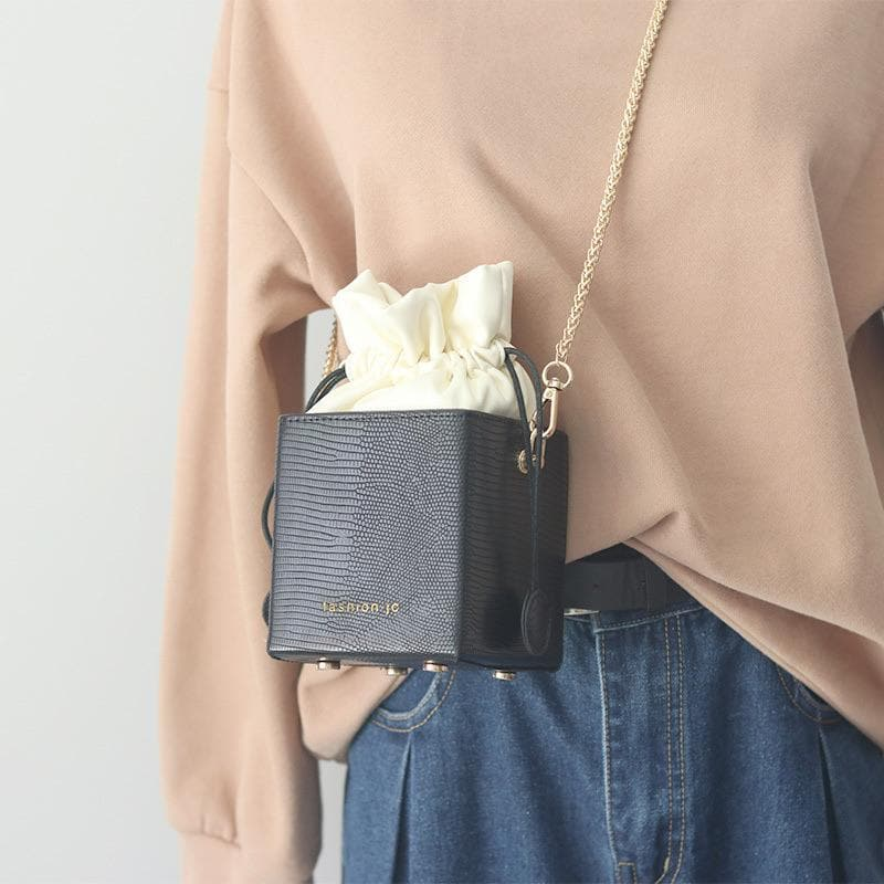 The Evening Box Bag