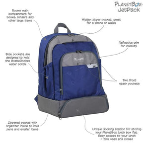 PlanetBox Backpack
