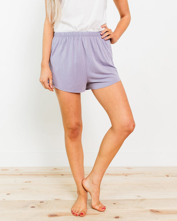 Annika Lounge Shorts | S-L