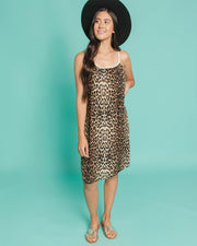 Josie Leopard Print Dress | S/M-L/XL