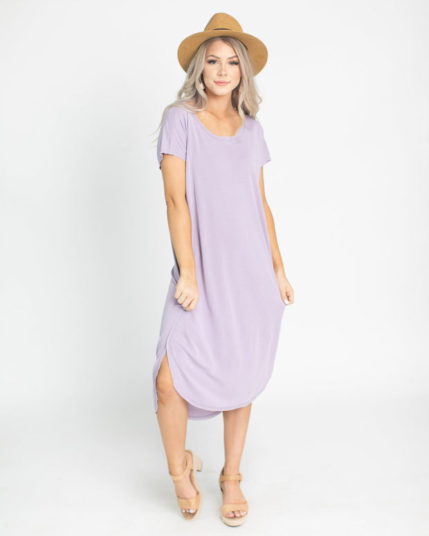 Logan T-Shirt Dress | S-L