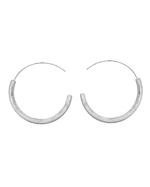 Rowena Hoop Earrings
