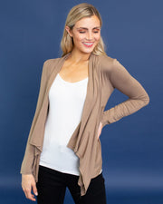 Blakely Open Cardigan | S-3XL