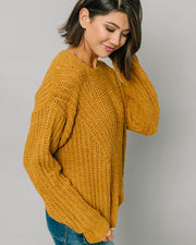 Julian Chenille  Sweater |S-L