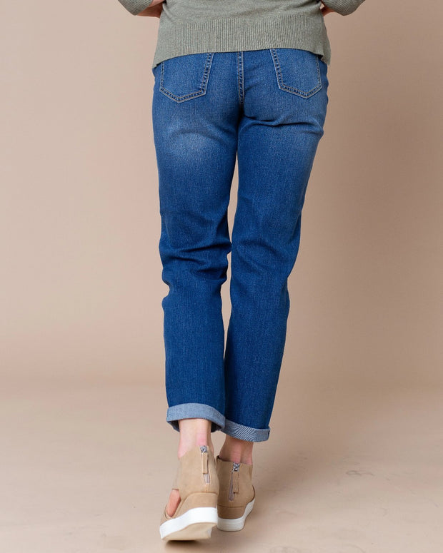 Mila Girlfriend Jeans | 1-13