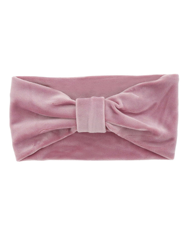 Brielle Velvet Knotted Headband | One Size