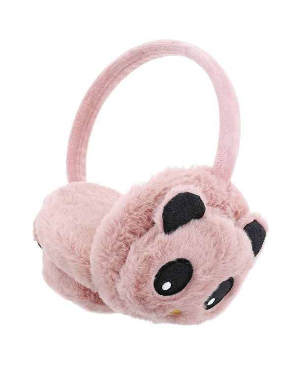 Lyric Bear Earmuffs | One Size