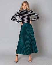 Liza Pleated Skirt | S-L
