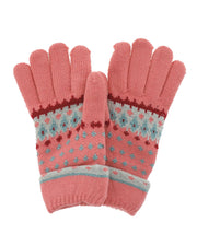 Fergie Knitted Gloves | One Size