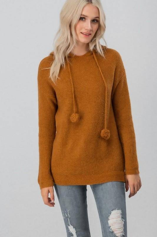 CLEARANCE Pumpkin Spice Sweater