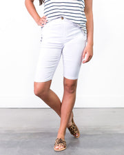 Natalie Stretchy Bermuda Shorts | S-3XL
