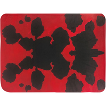 Load image into Gallery viewer, Ink Blot Painting Bath Mats