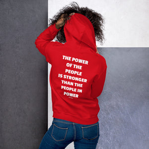 Power Of The People Hoodie