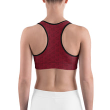 Load image into Gallery viewer, Bunny Style Sports Bra
