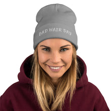 Load image into Gallery viewer, Bad Hair Day Beanie