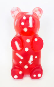 Pills Gummy Bear - Red