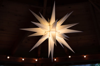 History of Moravian Star