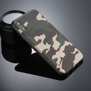 Army Camouflage iPhone Cases