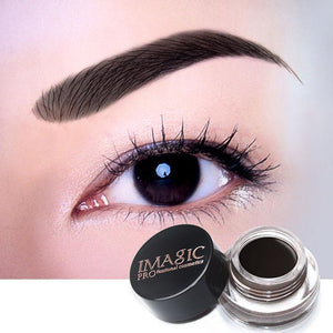 Professional Eyebrow Gel Bokara Black