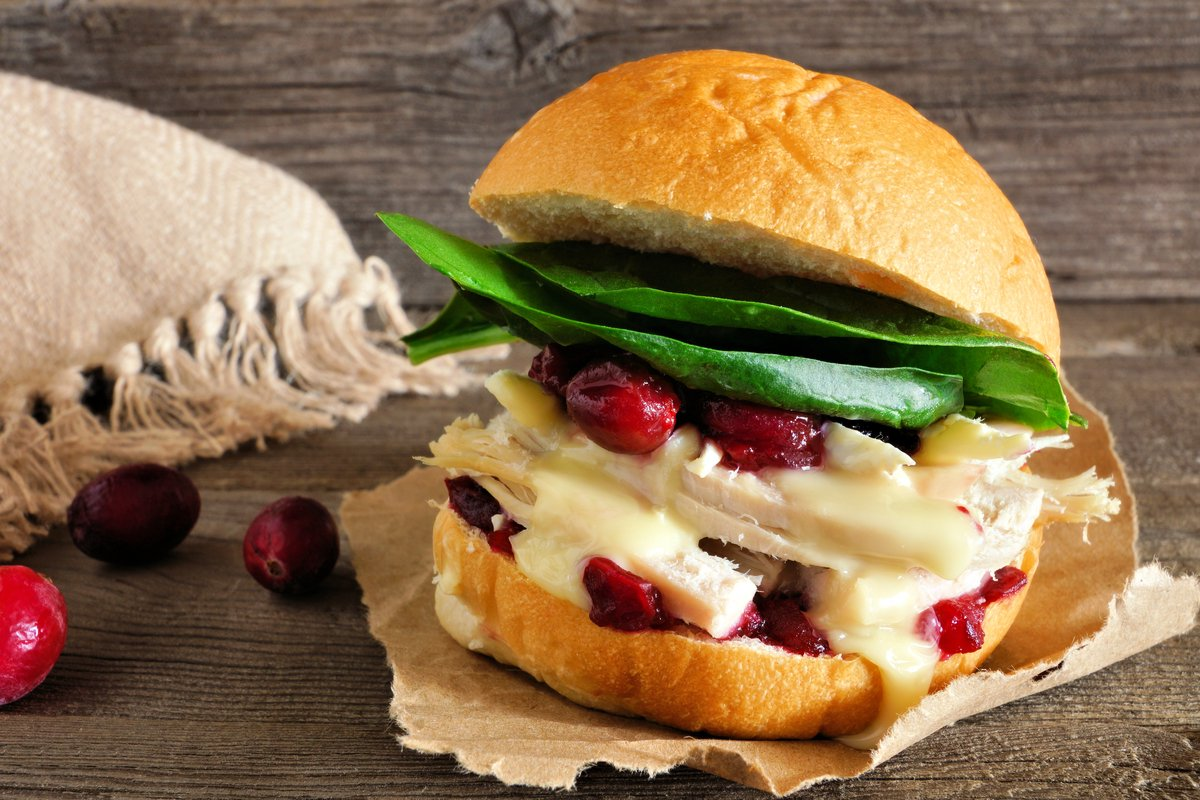 RECIPE: Thanksgiving Leftovers Savory Sliders