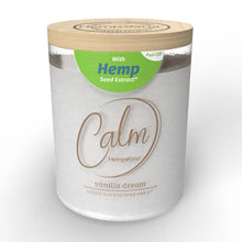 Load image into Gallery viewer, Calm by Hempvana Scented Candles