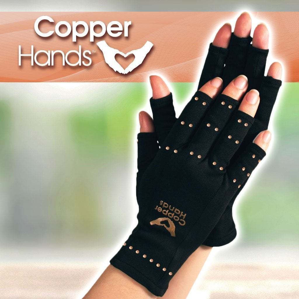 Copper Hands image from BulbHead