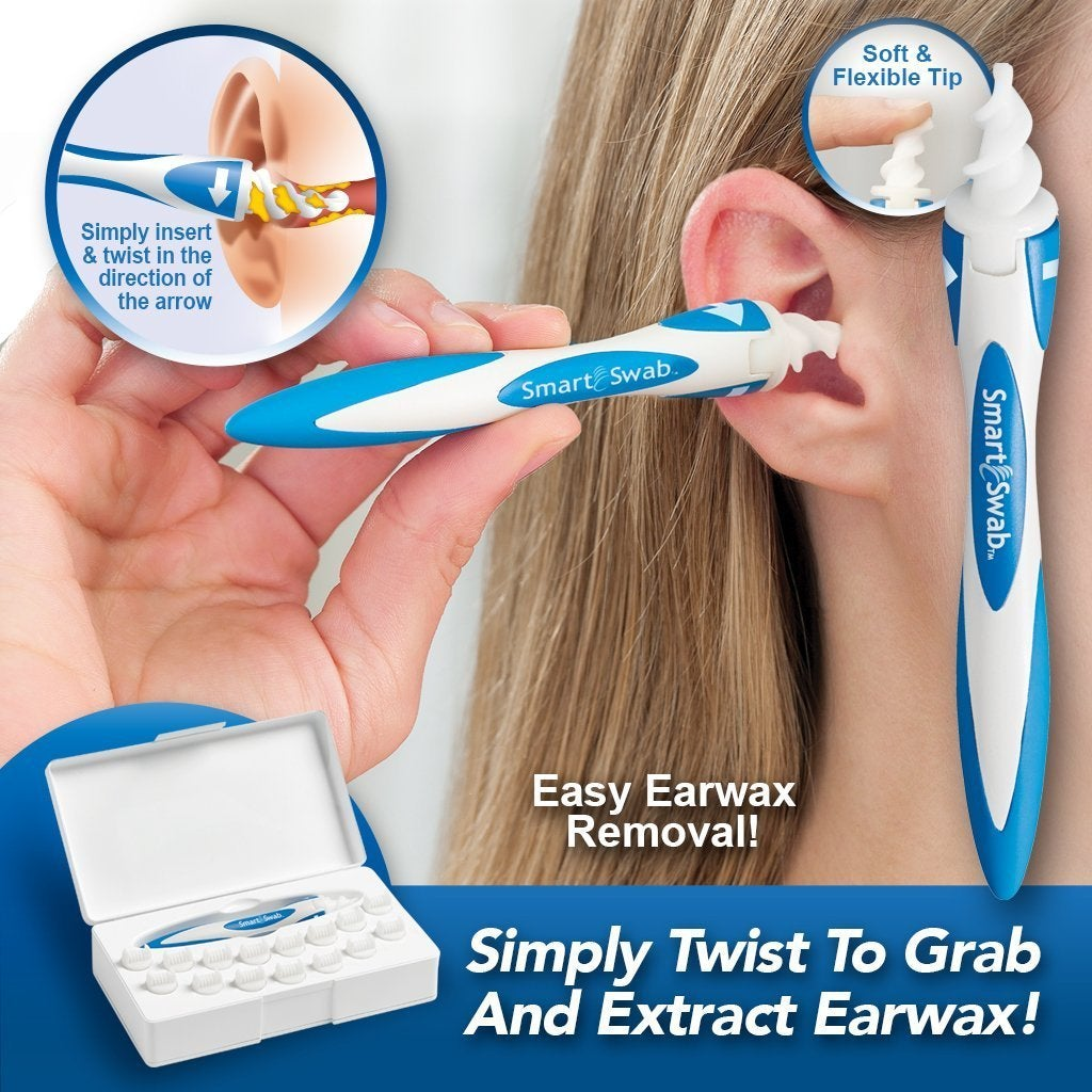 Smart Swab Ear Wax Removal image from BulbHead