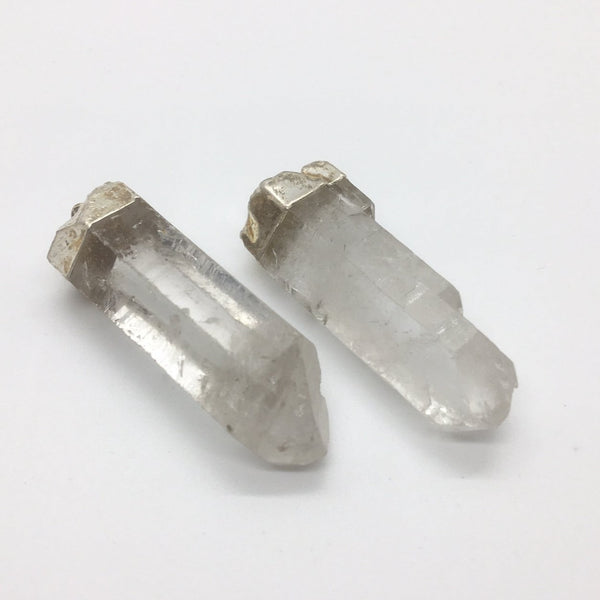 Crystal Pendant - Clear Quartz