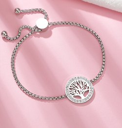 TREE OF LIFE BRACELET- ADJUSTABLE