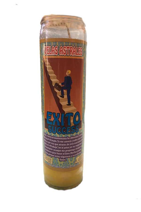 Buy Velas Astrales Exito Success Wish Candle