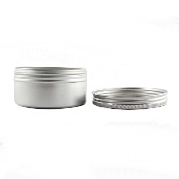 6ps Empty 180g Aluminum Candle Jar