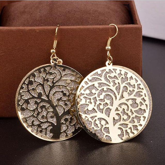 Life Tree- Earrings