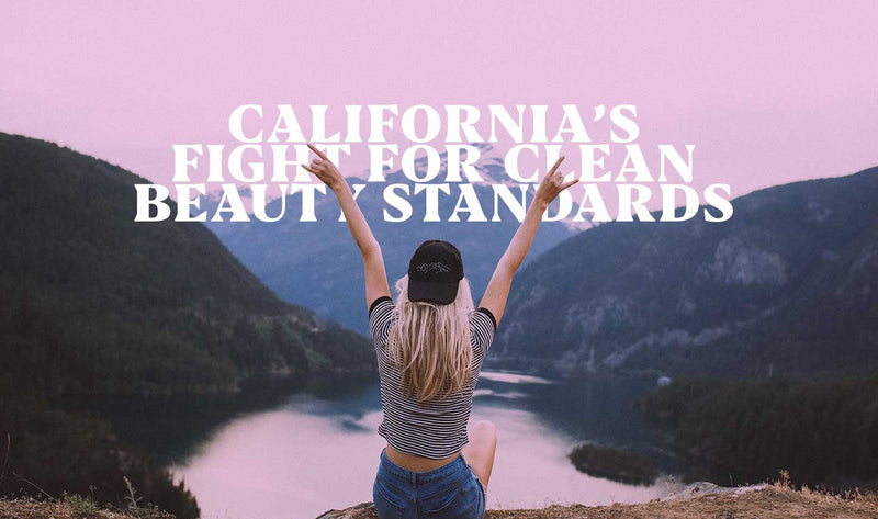 Cali Fight for clean beauty standards