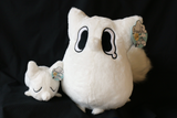 Large Fluffy Anxiety Fox Plush