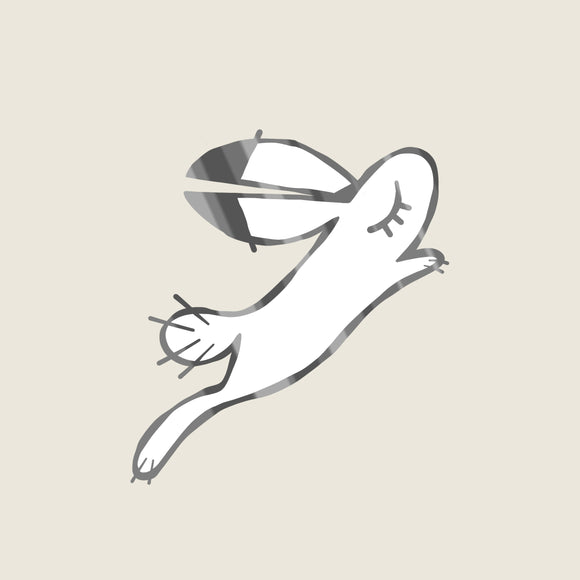 Bunny - Anxiety Fox Pin (PRE-ORDER)