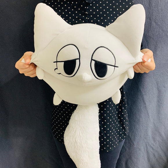 Anxiety Fox Stretchy Jumbo Plush