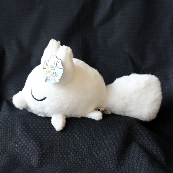 Small Fluffy Anxiety Fox Plush