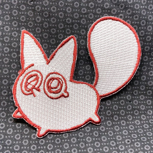 Anxiety Fox Patch